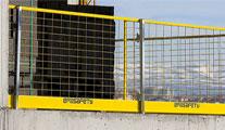 Facade Security Barriers
